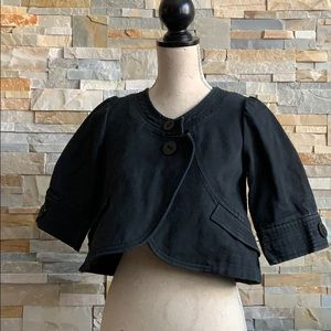 Zara Basic half waist jacket